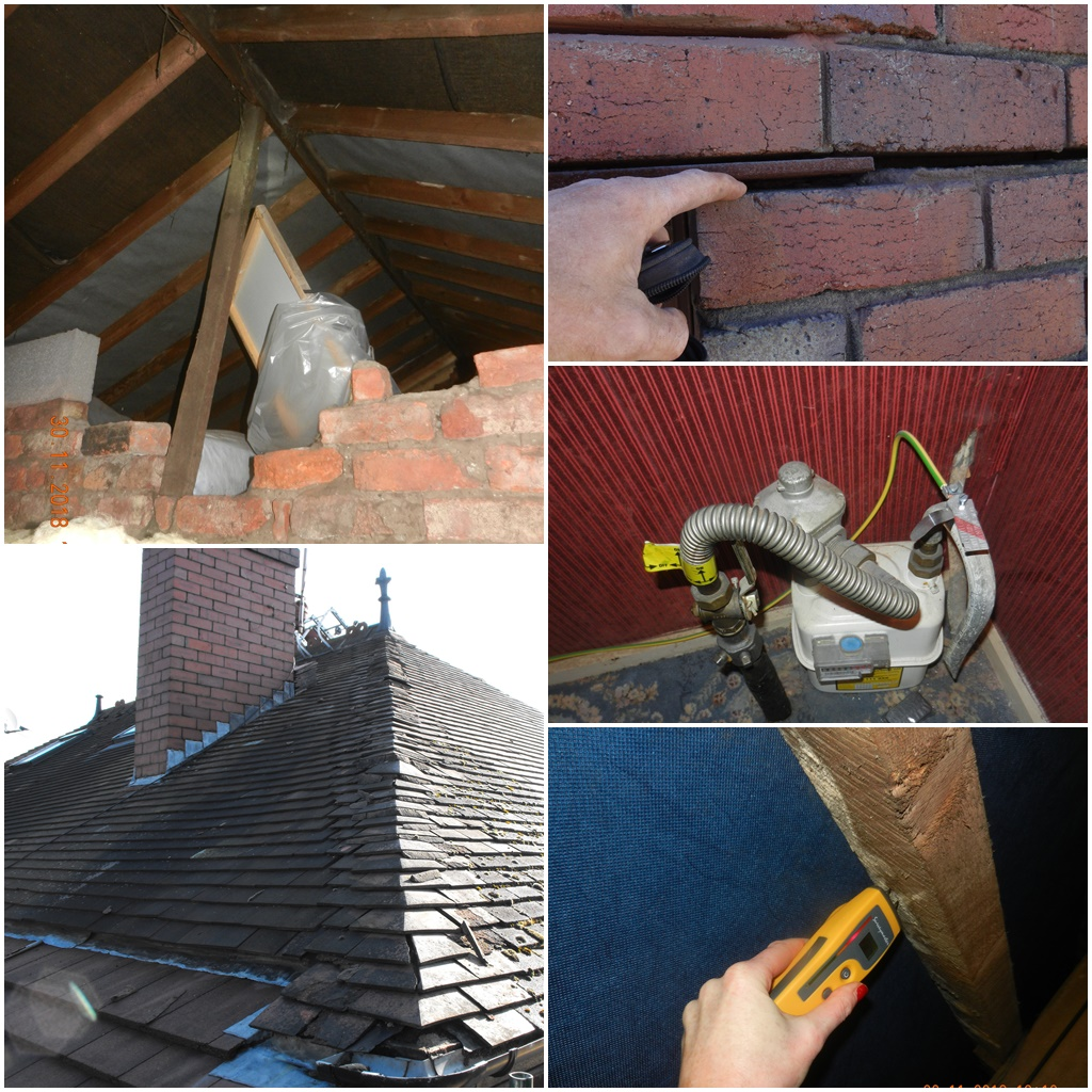 Typical Residential Building Survey Defects